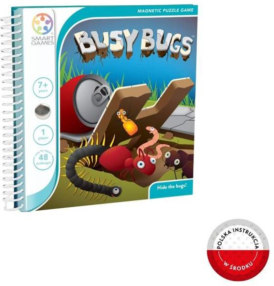Smart Games Busy Bugs (ENG) IUVI Games - IUVI Games