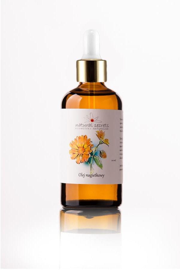 Natural Secrets Olej Nagietkowy 50 ml
