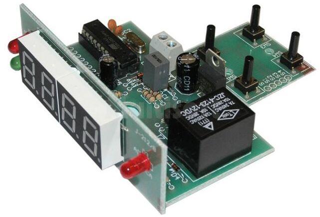 Sterownik czasowy programowalny (do montażu)