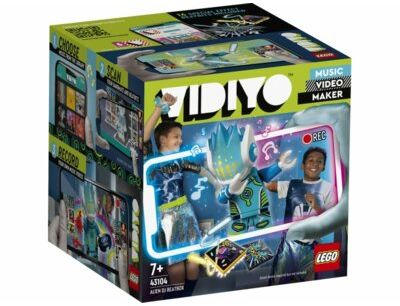 Klocki LEGO VIDIYO - Alien DJ BeatBox (43104)