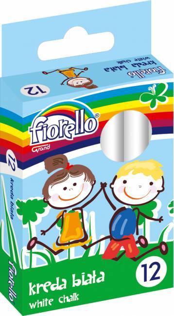 Kreda biała FIORELLO (12) - X00645