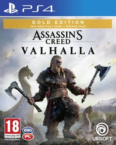 Assassin''s Creed Valhalla Gold Edition PS 4
