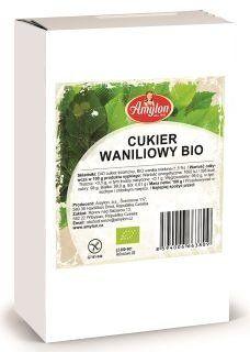 Cukier Waniliowy Ekologiczny 100g - Amylon