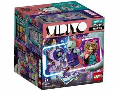 Klocki LEGO VIDIYO - Unicorn DJ Beatbox (43106). > DARMOWA DOSTAWA ODBIÓR W 29 MIN DOGODNE RATY