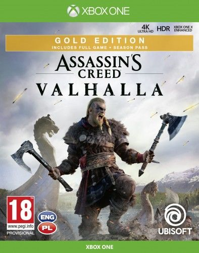 Assassin''s Creed Valhalla Gold Edition XOne