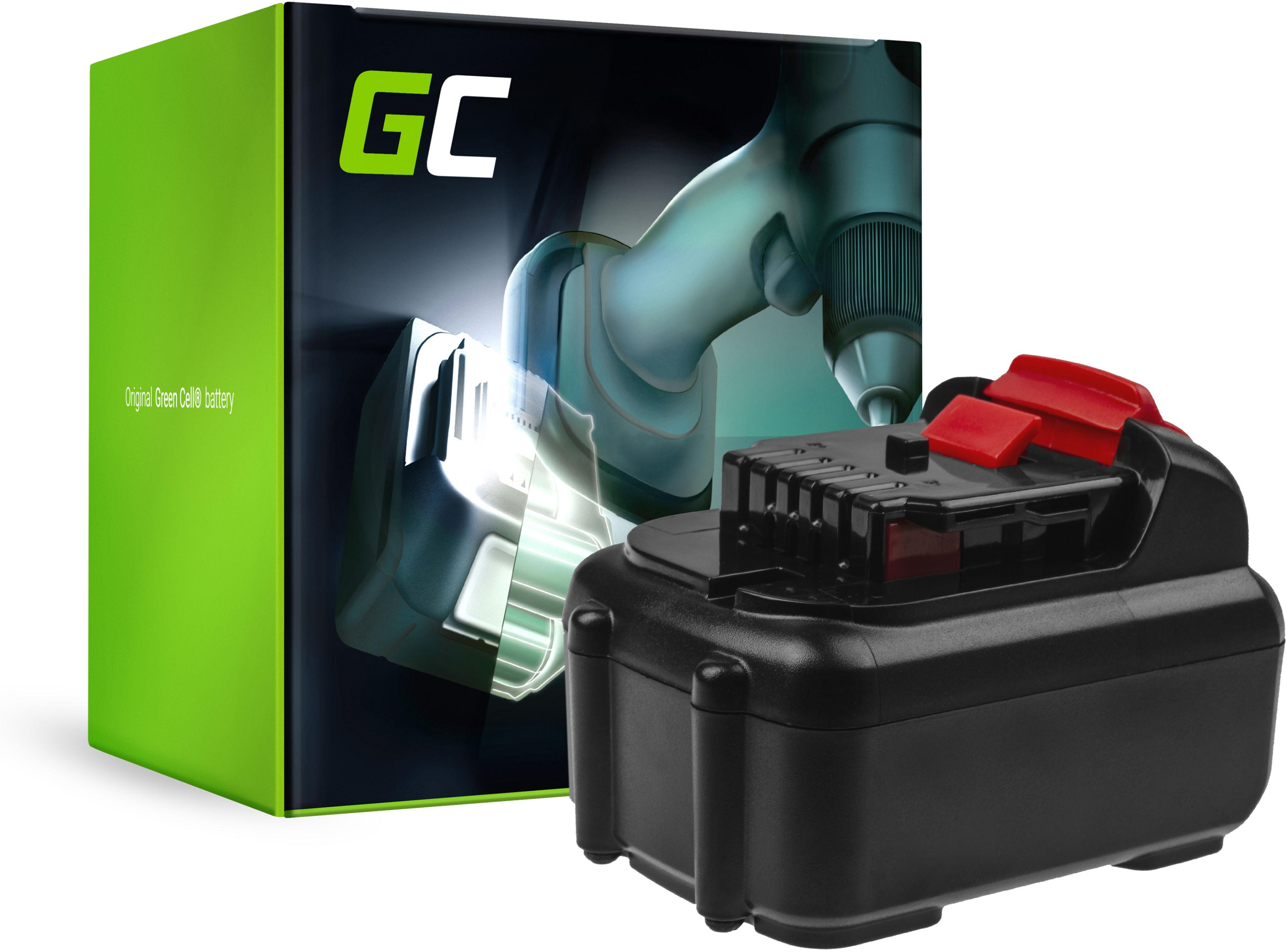 Bateria Green Cell (5Ah 10.8V) DCB120 DCB124 DCB121 DCB127 do DeWalt DCD710 DCF815 DCT416 DCF813 DCF813N DCD710N DCF815N