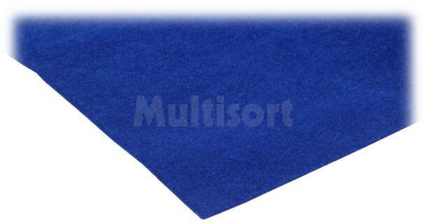 Tkanina obiciowa 1500x700mm niebieski samoprzylepna