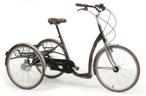 Rower trójkołowy dla dorosłych i młodzieży w stylu RETRO vintage