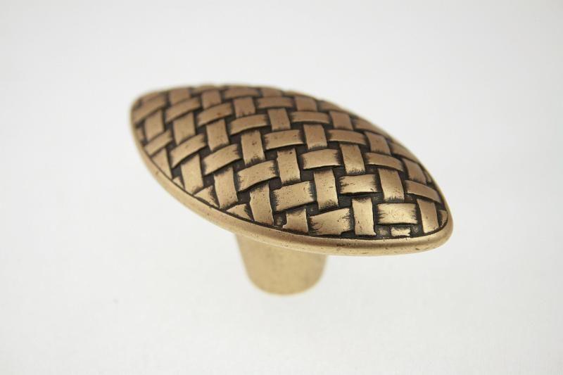 gałka meblowa GG1905 stare złoto, gamet