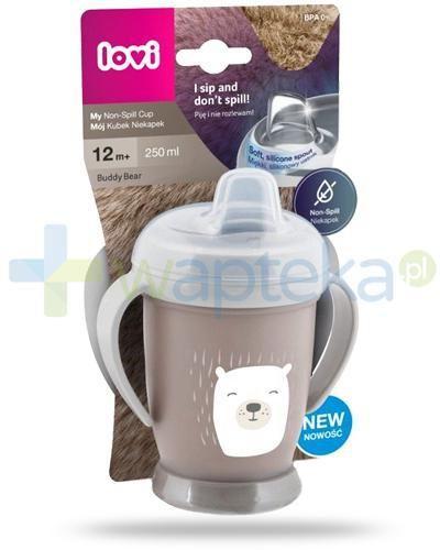 Lovi Buddy Bear kubek dla dzieci 12m+ 250 ml [35/344]