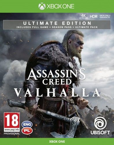 Assassin''s Creed Valhalla Ultimate Edition XOne