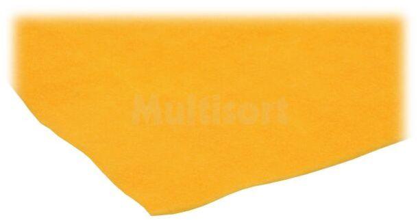 Tkanina obiciowa 1500x700mm żółty samoprzylepna