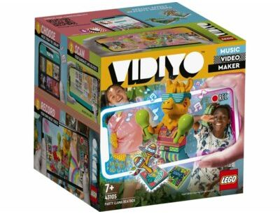 Klocki LEGO VIDIYO - Party Llama BeatBox (43105). > DARMOWA DOSTAWA ODBIÓR W 29 MIN DOGODNE RATY