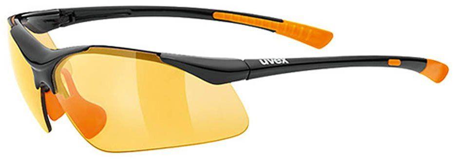Okulary Uvex Sportstyle 223 - black orange