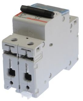 Wyłącznik nadprądowy 2P B 16A 6kA AC S302 TX3 403387