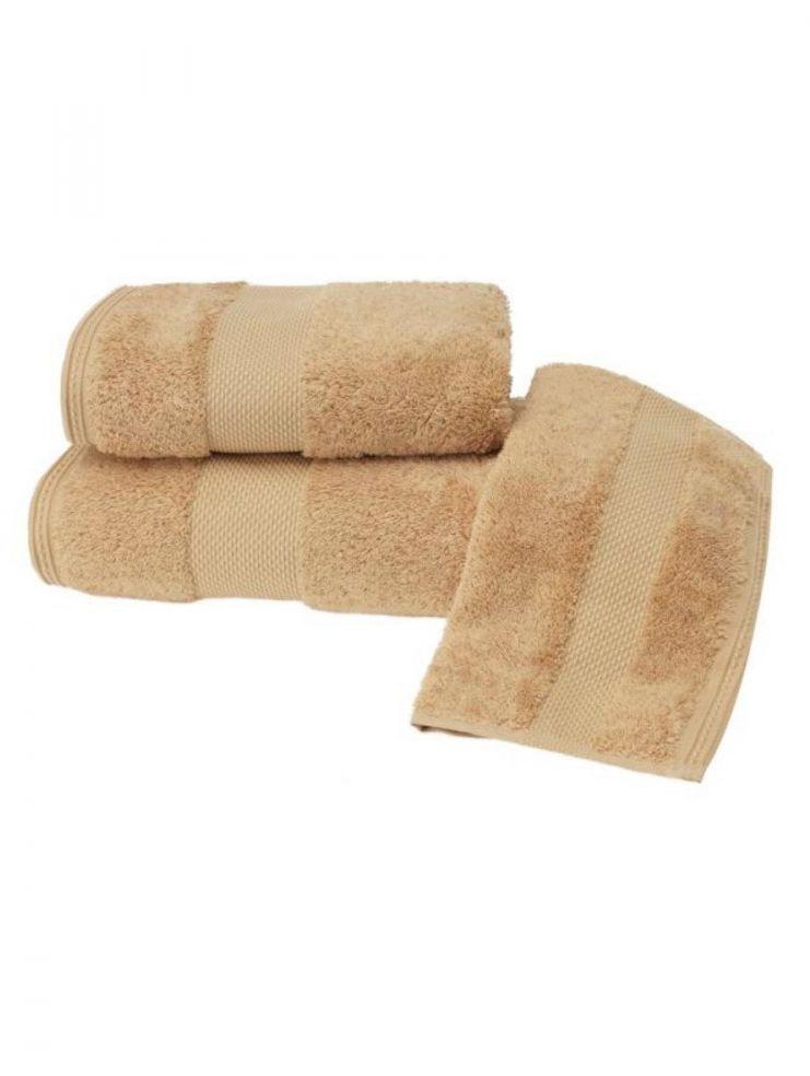 Luksusowe ręczniki DELUXE 50x100cm Mustard