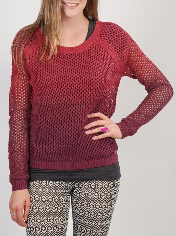 Roxy CRAZY CITY PSF0 damski sweter projektant - L