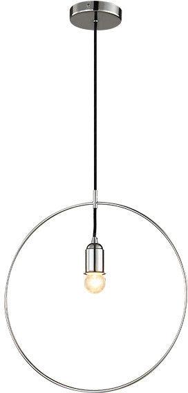 Lampa wisząca Krug AZ2112 AZzardo nowoczesna oprawa w kolorze chromu