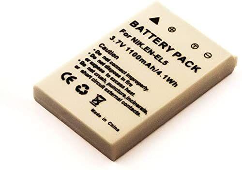 AGI Zamienny akumulator kompatybilny z Nikon Coolpix 5200