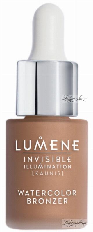 LUMENE - INSTANT GLOW - WATERCOLOR BRONZER - Bronzer z serum
