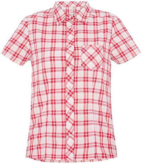 McKINLEY Damska bluzka Astra wielokolorowa wielokolorowy/czerwony/szary. 48