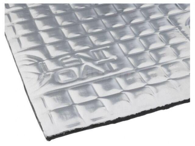 Mata tłumiąca extra folia aluminiowa guma butylowa