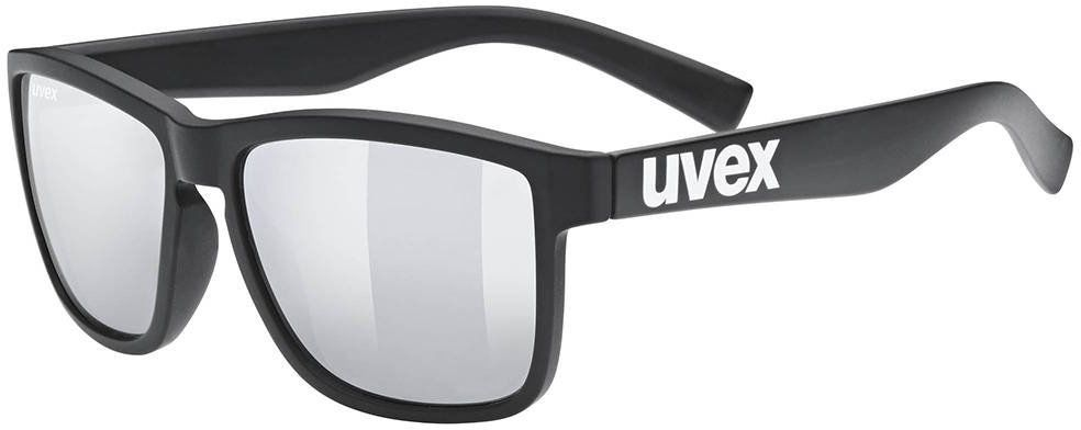 Okulary Uvex Lgl 39 - black mat