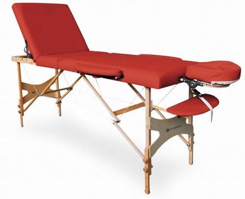 Stół do masażu KAMA Drewniana