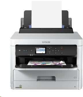Epson WorkForce Pro WF-C5290DW, A4, 34ppm, Ethernet, WiFi (Direct), Duplex, NFC
