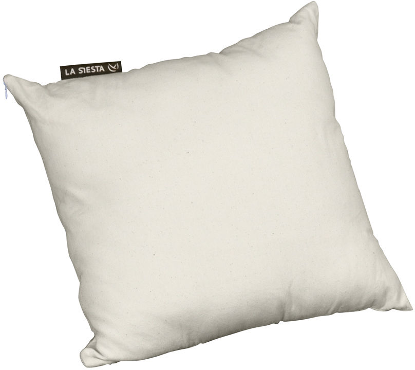 Bawełniana poduszka Modesta, ecru MOP5S-1