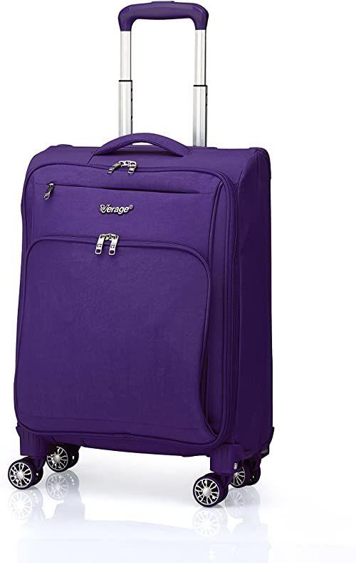 "ABISTAB Verage S-max Suitcase, S-51 cm (20""), liliowy (fioletowy) - 21125_01"