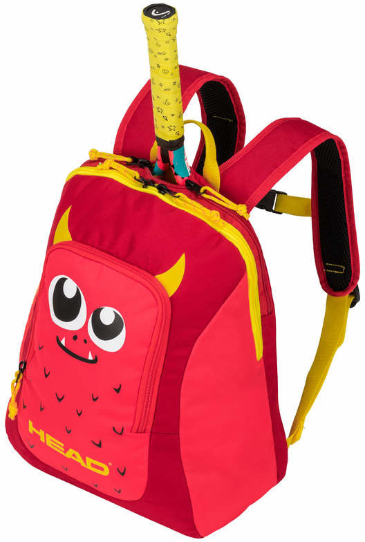 Head Kids Backpack - red yellow