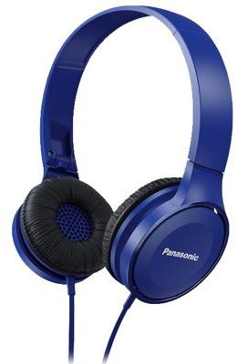 Słuchawki PANASONIC RP-HF100E-A