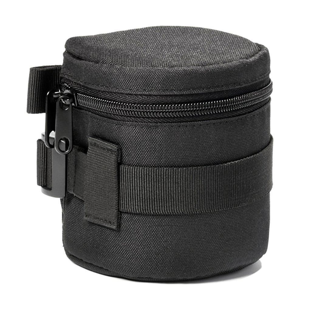Pokrowiec na obiektyw EasyCover Lens Bag 80/95mm czarny
