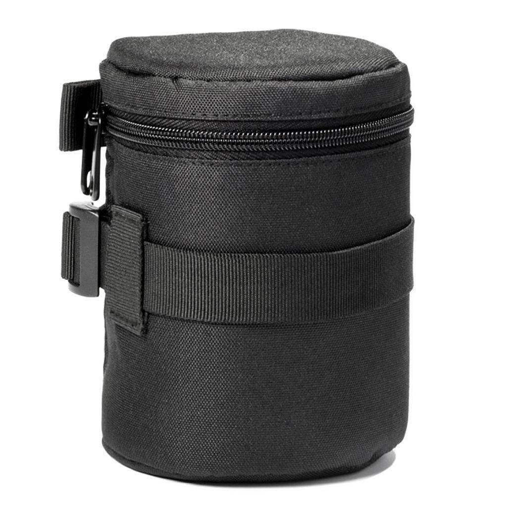 Pokrowiec na obiektyw EasyCover Lens Bag 85/130mm czarny