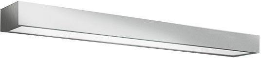 Kinkiet Rado 60 LED AZzardo nowoczesna oprawa łazienkowa w kolorze chromu