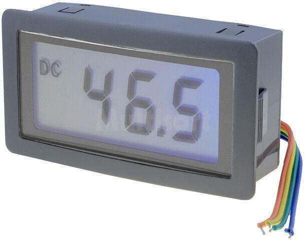 Miernik panelowy LCD zakres 0-20V