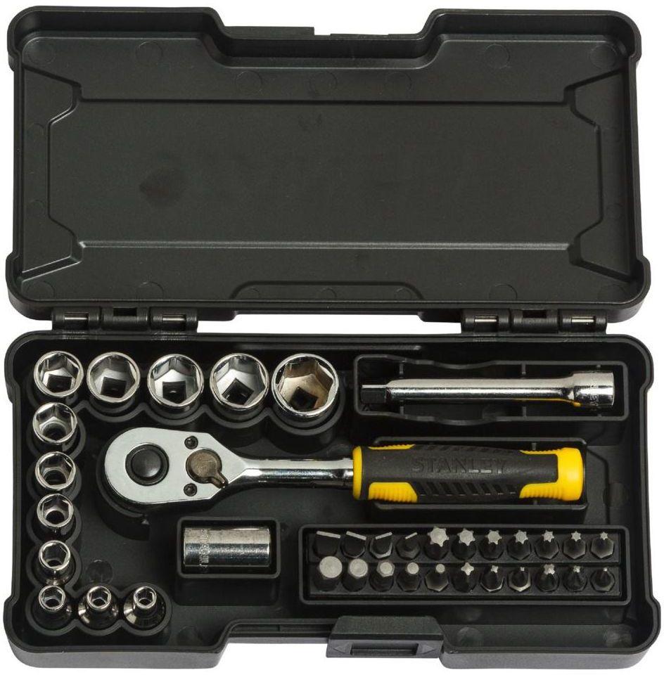 Zestaw kluczy nasadowych STMT82672-0 37 szt. Stanley