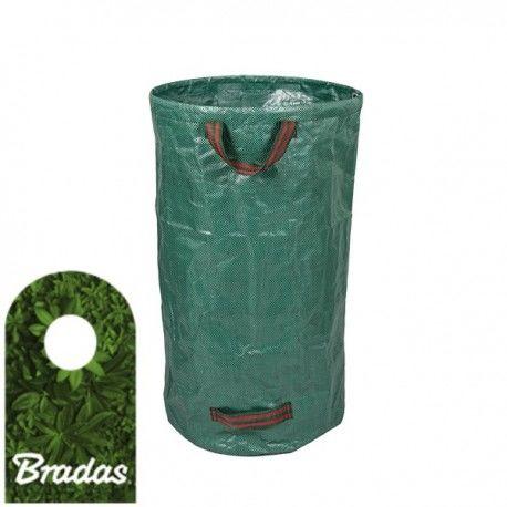 Składany kosz ogrodowy 120L PICK-UP wielofunkcyjny BRADAS 2303