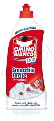 Omino Bianco 100più - odplamiacz do tkanin - 500 ml
