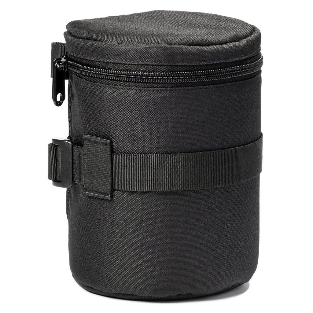 Pokrowiec na obiektyw EasyCover Lens Bag 105/160mm czarny