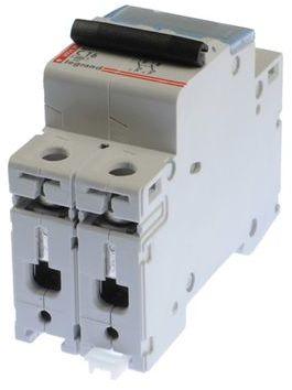 Wyłącznik nadprądowy 2P C 16A 6kA AC S302 TX3 403528