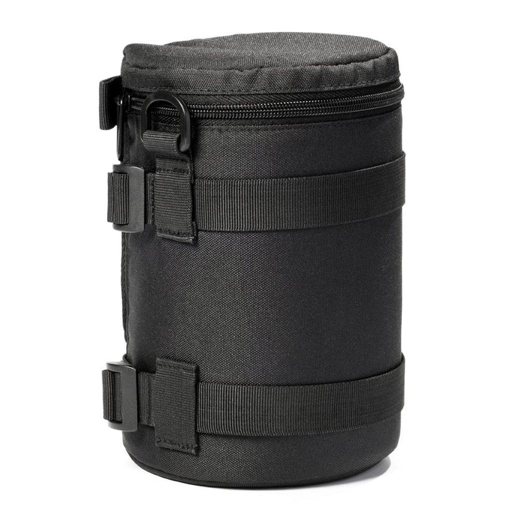 Pokrowiec na obiektyw EasyCover Lens Bag 110/190mm czarny
