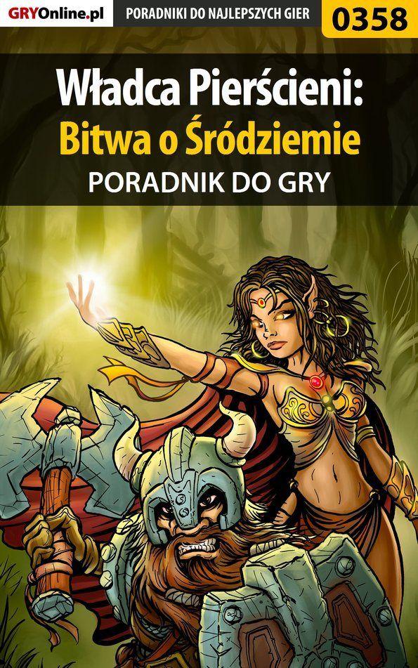 Władca Pierścieni: Bitwa o Śródziemie - Adam Włodarczak Speed  - ebook