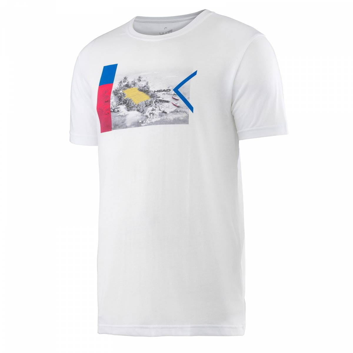 Head Transition M DC1 Graphic T-shirt - white
