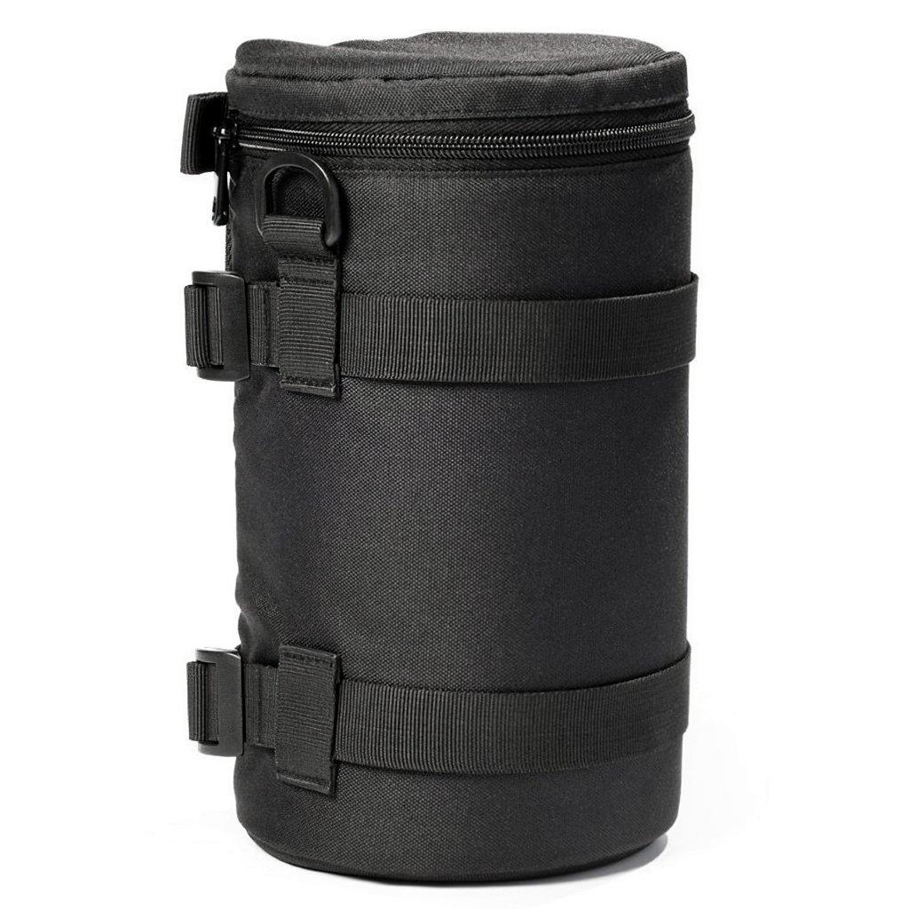 Pokrowiec na obiektyw EasyCover Lens Bag 110/230mm czarny