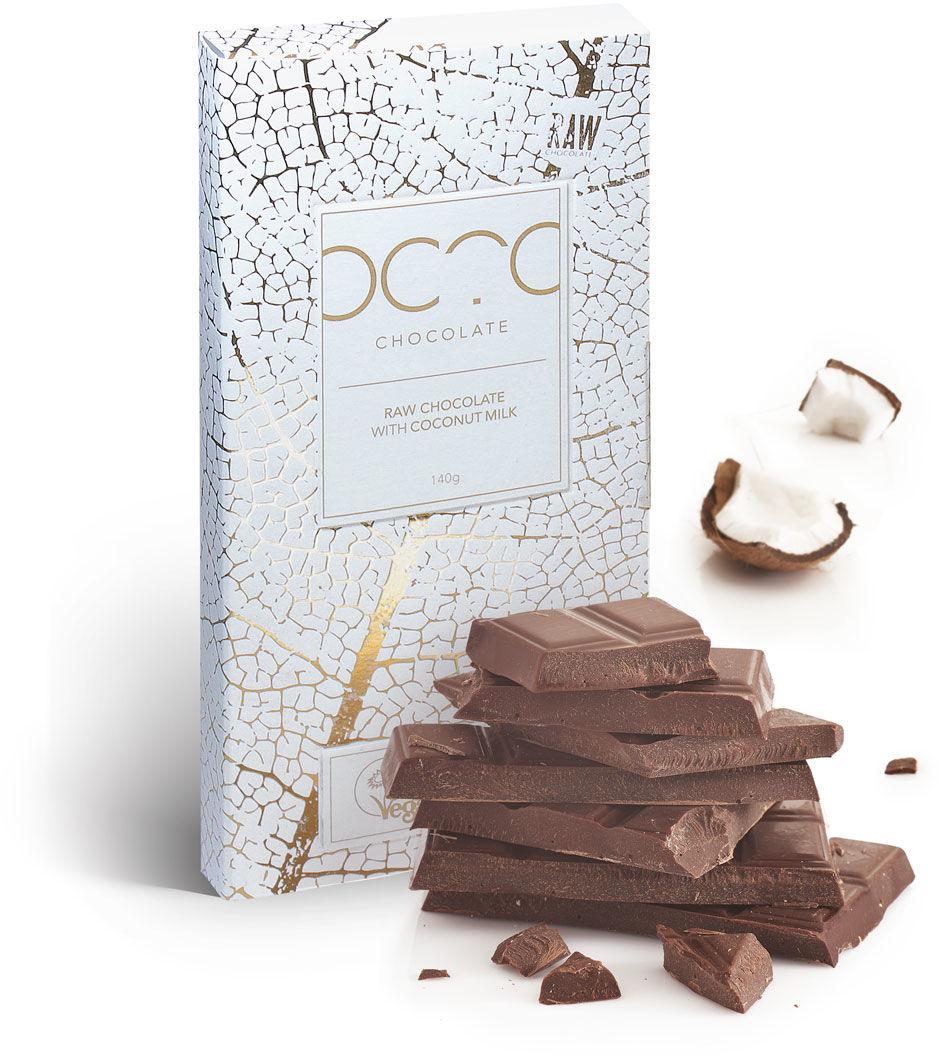 Czekolada kokosowa 100g - BIO