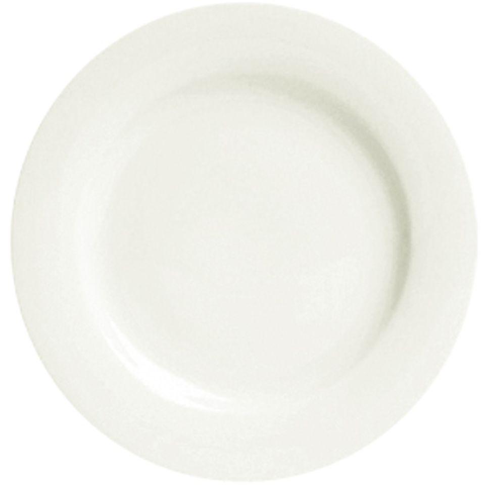 Talerz płytki porcelanowy śr. 17 cm Dove