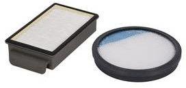 ZESTAW Filtry ZR005901 2szt do odkurzacza filtr Hepa, filtr wylotowy Seb