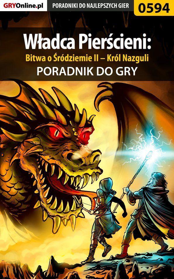 Władca Pierścieni: Bitwa o Śródziemie II - Król Nazguli - Krystian Rzepecki GRG  - ebook